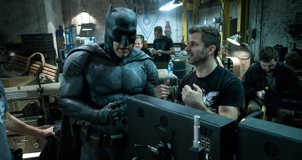 A Note On Snyder's Loss, Our Story, And Those JUSTICE LEAGUE Reshoots