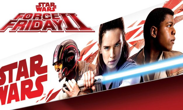 Force Friday II Gives A First Look At The Packaging For STAR WARS: THE LAST JEDI Products