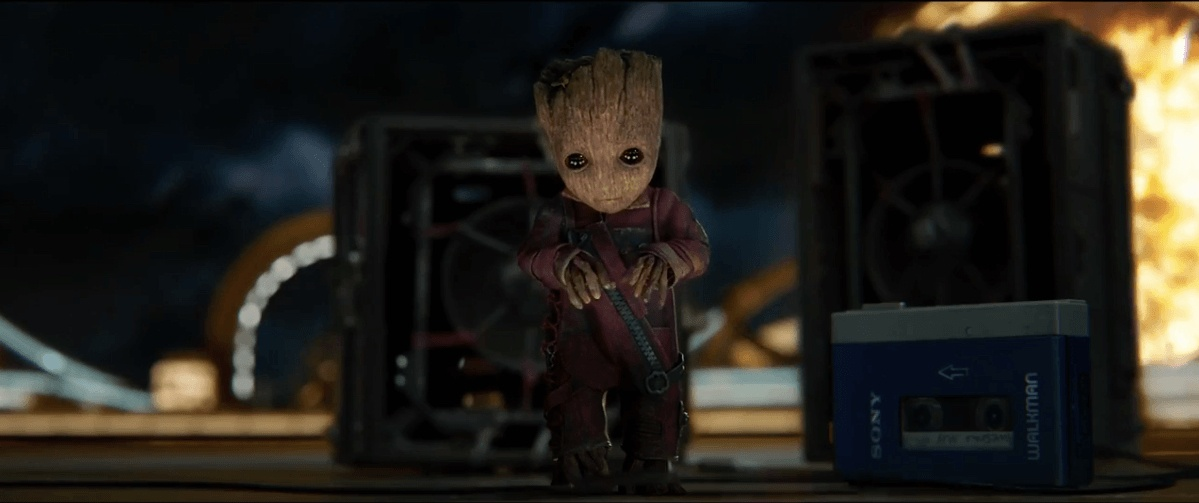 Great New GUARDIANS OF THE GALAXY VOL. 2 TV Spot