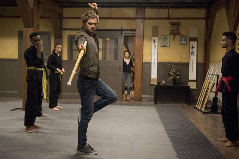 More New Photos From Marvel's IRON FIST; Plus New Banner