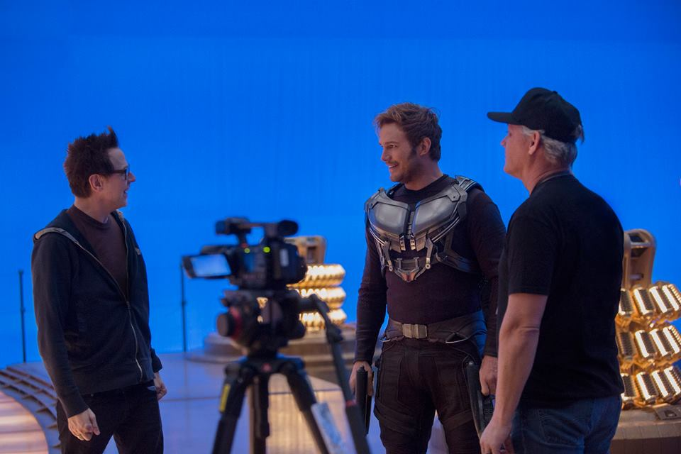 New GUARDIANS OF THE GALAXY VOL. 2 Photo5