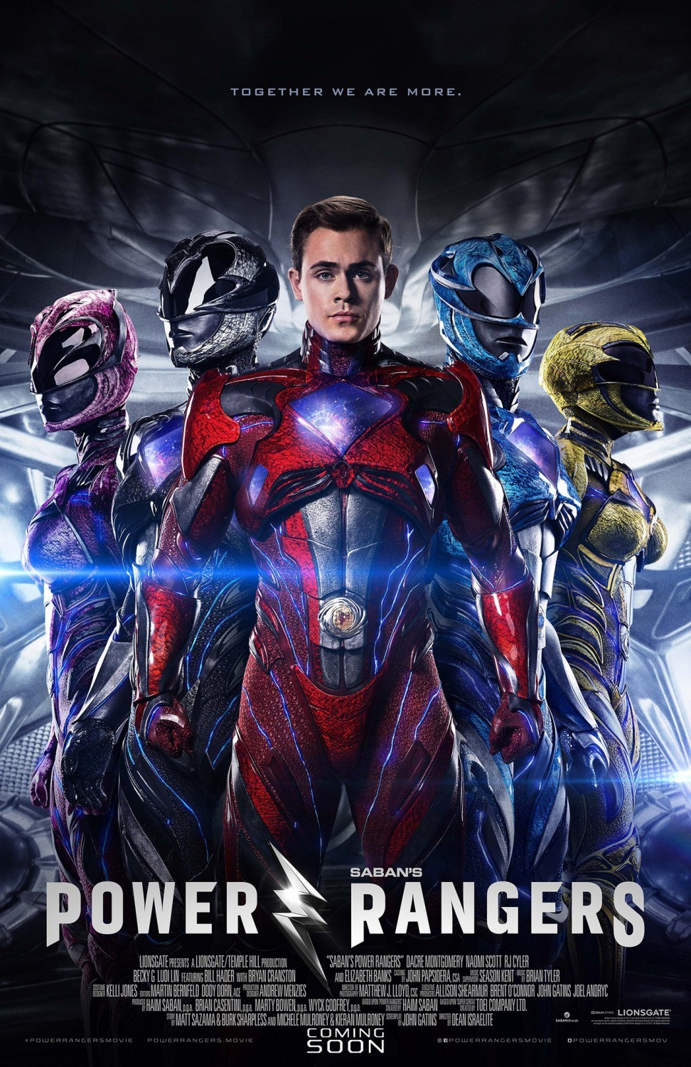 power rangers posters 2