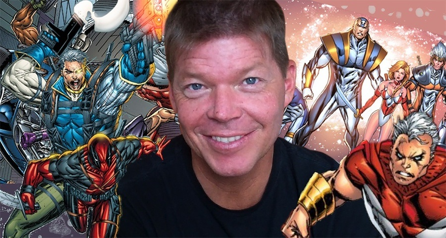 Exclusive Interview: Rob Liefeld Talks EXTREME UNIVERSE, DEADPOOL ...