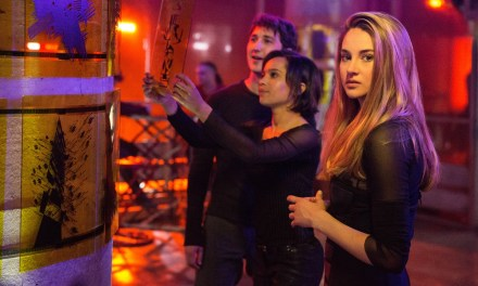 Shailene Woodley Is Done Being DIVERGENT