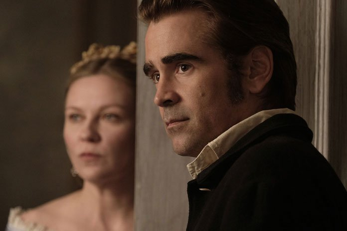 Trailer For Sofia Coppola's Seductive Thriller THE BEGUILED Is Released