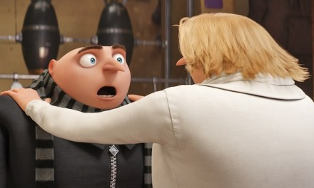 Watch The Full Length Trailer For DESPICABLE ME 3