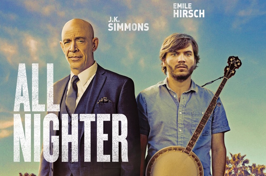Interview: Talking ALL NIGHTER with Emile Hirsch, Analeigh Tipton, and Director Gavin Wiesen