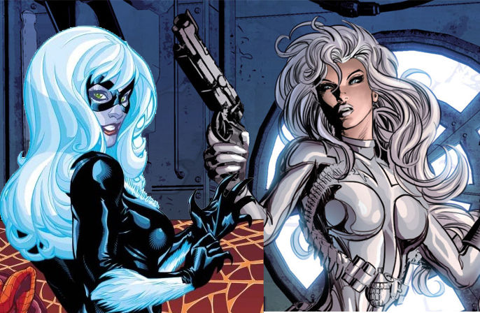 Silver Sable And Black Cat Movie On The Way