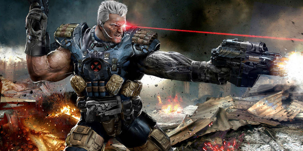 Could Brad Pitt be Cable in DEADPOOL 2?!