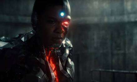 JUSTICE LEAGUE: Cyborg Trailer Tease And Poster