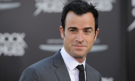 Justin Theroux Takes A Role In STAR WARS: THE LAST JEDI