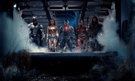 UPDATE: Brand New JUSTICE LEAGUE Poster Released!