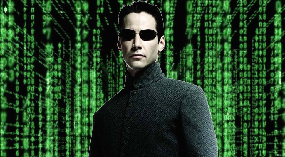Drop that Red Pill, We're Going Back Into THE MATRIX!