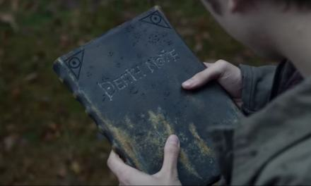 Netflix's DEATH NOTE Teaser Trailer Is Here!!
