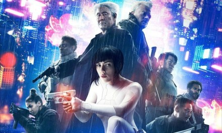 FILM REVIEW: ScarJo Can't Save Hollow GHOST IN THE SHELL