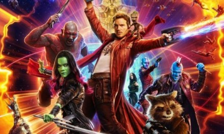 Cool Looking GUARDIANS OF THE GALAXY VOL 2 IMAX Poster
