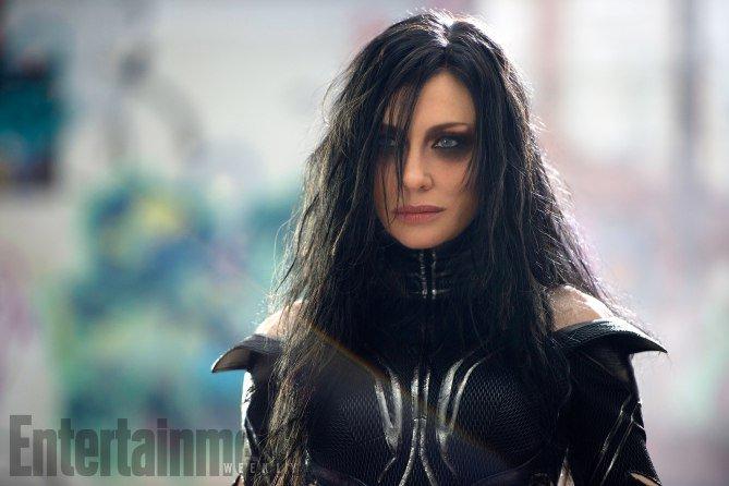 Thor: Ragnarok - EW Photos Hela