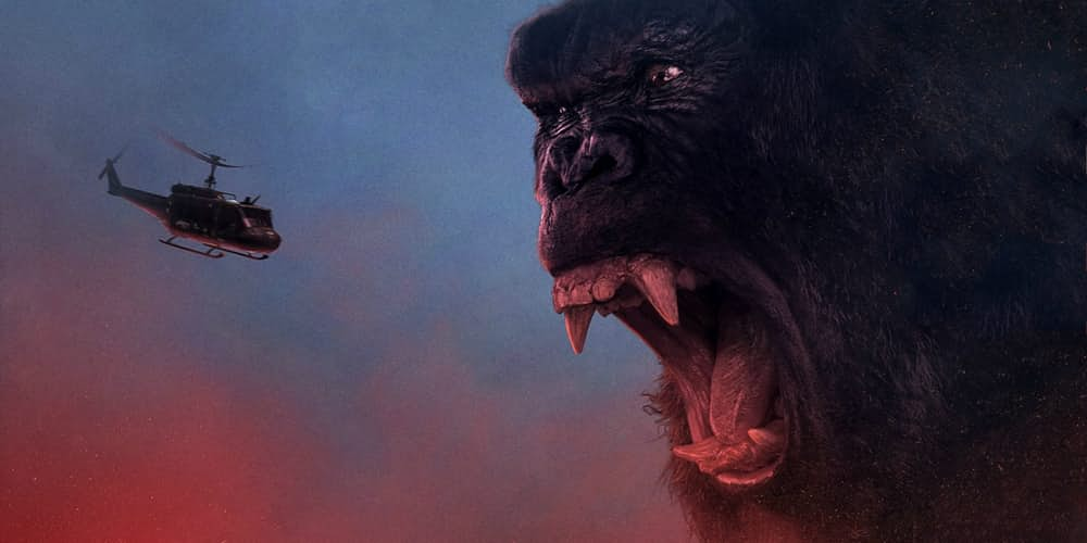 Film Review: Monster Fun in KONG: SKULL ISLAND
