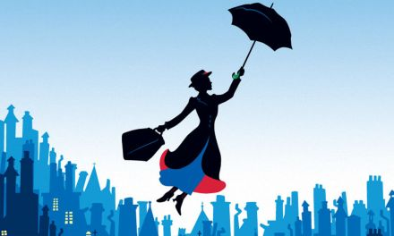First Look At Emily Blunt As Mary Poppins In MARY POPPINS RETURNS