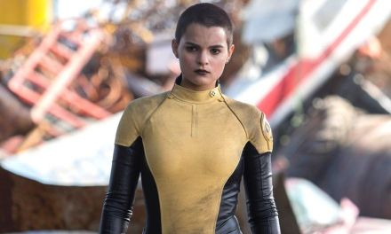 "Brianna Hildebrand Says That Negasonic Teenage Warhead Is ""Cooler"" In DEADPOOL 2"