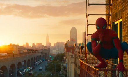 Awesome SPIDER-MAN: HOMECOMING Trailer Is Here!!