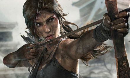 First Official Look At Alicia Vikander As Lara Croft In TOMB RAIDER