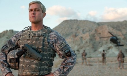 Check Out The Full Trailer For The Netflix Original Film WAR MACHINE Starring Brad Pitt