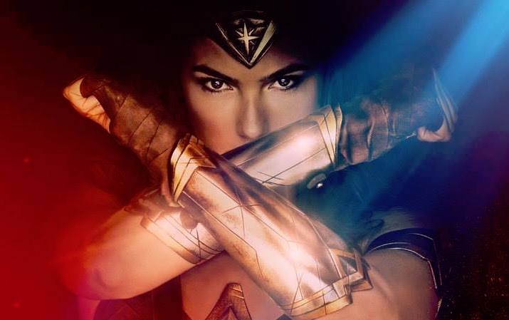 JUSTICE LEAGUE: Wonder Woman Trailer Tease And Poster