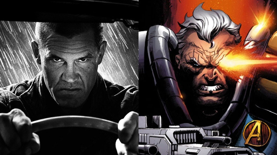 Cigar And A Smile: Josh Brolin May Be Our Dystopian Future Poster Boy