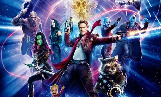 Film Clip From GUARDIANS OF THE GALAXY VOL. 2 Has A Scene On Earth