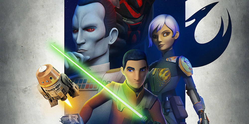 Destinies Are Revealed In The Final Season Trailer of STAR WARS REBELS