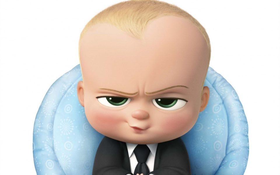 THE BOSS BABY Narrowly Beat The Beast And Took Over The Top Spot At The Box Office