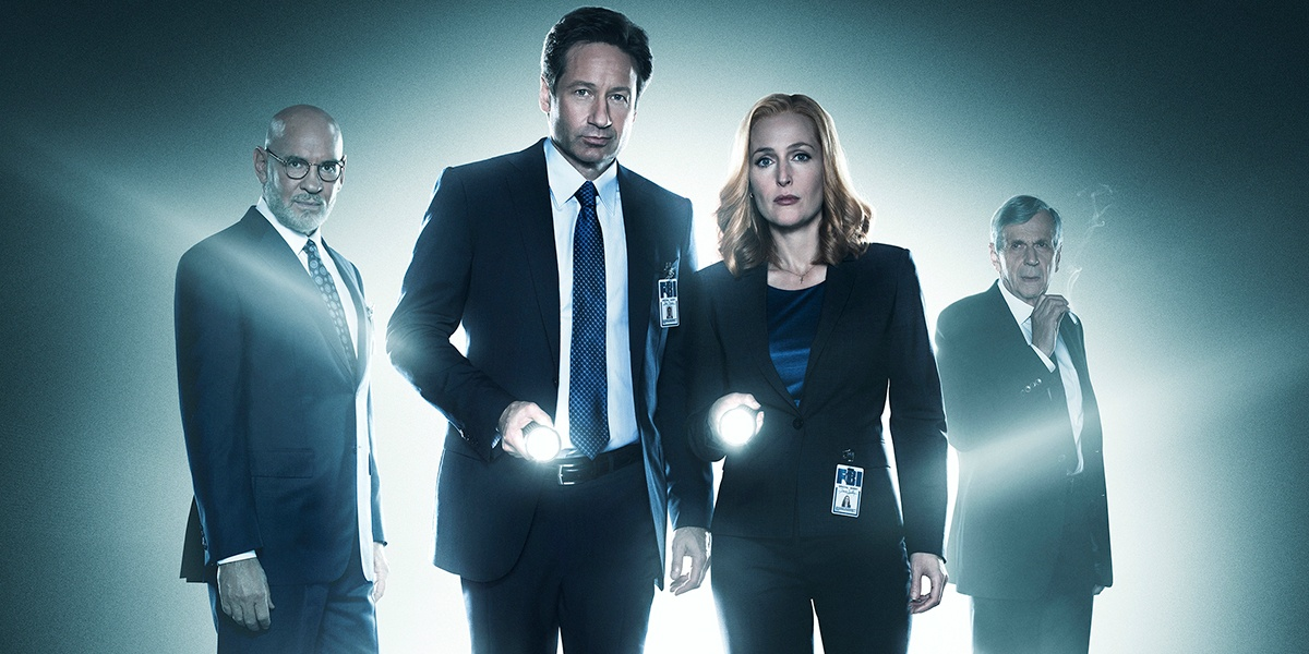 THE X-FILES Returns To FOX For An 11th Season