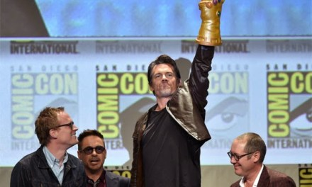JOSH BROLIN Posts Video Of His CABLE Workout