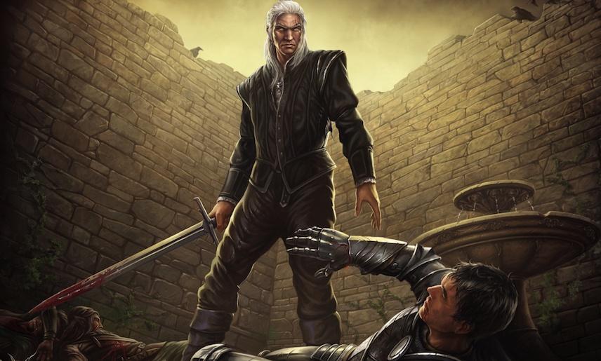Andrzej Sapkowski's THE WITCHER Saga Coming To Netflix