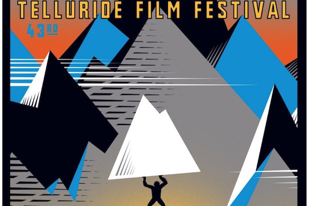 43rd TELLURIDE FILM FESTIVAL Introduces Oscar Hopefuls