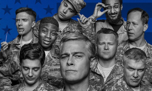 FILM REVIEW: WAR MACHINE Provides Brutal Satire About Our Failings