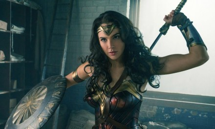 New Poster and International Trailer For WONDER WOMAN
