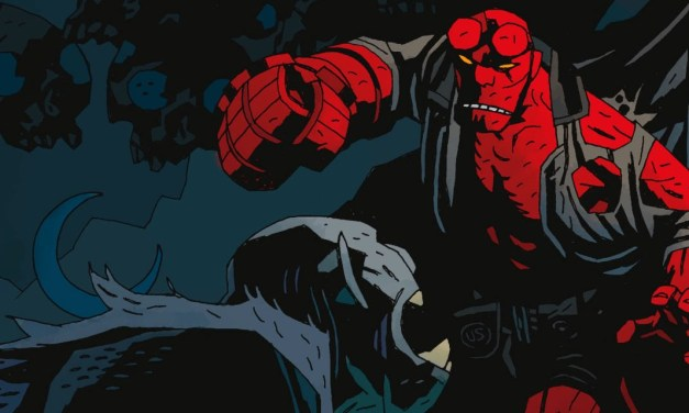 HELLBOY Reboot Promo Art Revealed at Cannes Film Festival
