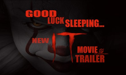 New IT Trailer Won't Help You Sleep!
