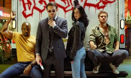 MARVEL'S THE DEFENDERS Trailer Is Here!!