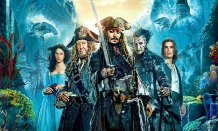 New Pirates of the Caribbean 5 IMAX Poster And Extended TV Spot