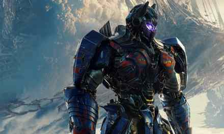 New TRANSFORMERS 5 Poster Features Optimus Prime & Bumblebee