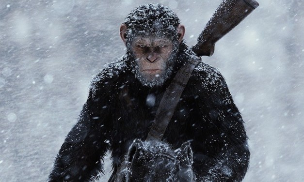 Charlton Heston Is Back In WAR FOR THE PLANET OF THE APES Trailer Tease