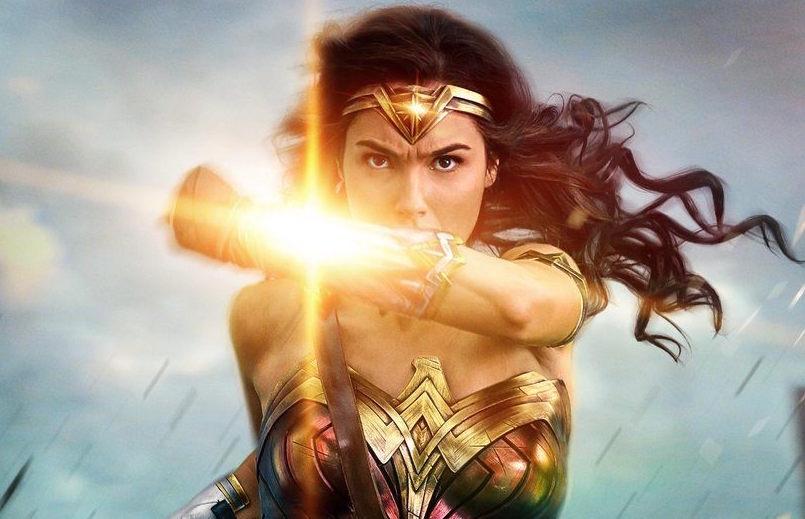Chris Pine Shows Off First WONDER WOMAN Film Clip