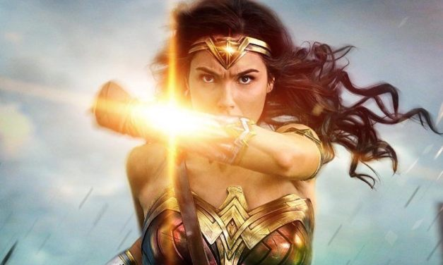 Another New WONDER WOMAN Poster Revealed