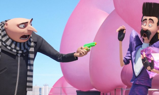 FILM REVIEW: DESPICABLE ME 3 An Admirable Third Entry Full of Unruly Laughs