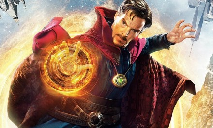 Doctor Strange Checks In To AVENGERS: INFINITY WAR