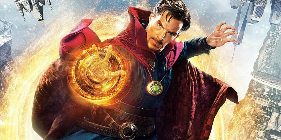 Doctor Strange Checks In To AVENGERS: INFINITY WAR