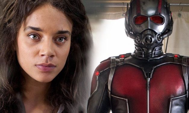 ANT-MAN AND THE WASP Might Get A Starr Within Hannah John-Kamen
